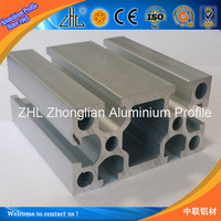 Good! OEM/ODM hollow aluminum profile roller/ central reinforced aluminum expanded metal