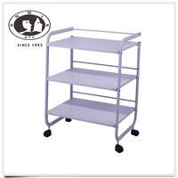 DTY alibaba china manufacturers cheap hair salon spa service tool color trolley for sale