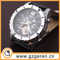 2015 Newest Arrival Watch Tachymeter No Battery Automatic Mechanical Watch