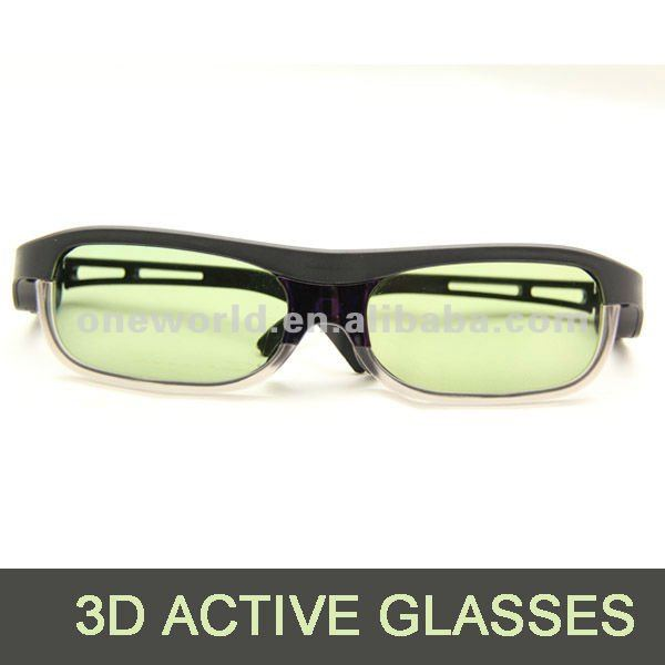 usb rechargeable 3d shutter glasses active for panasonic GT30 series TC-P50GT30
