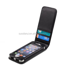 OEM is Welcome, Phone Case for iPhone 5C Card Pockets Pouch Wallet PU Leather Cover