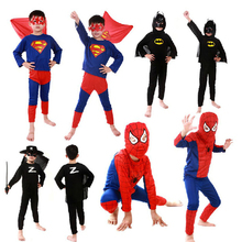 Halloween children costumes for child costume boys and girls cosplay suit for game party