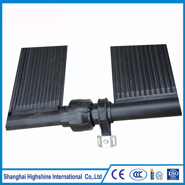 Free Samples polypropylene panel pool solar EPDM swimming heating collector