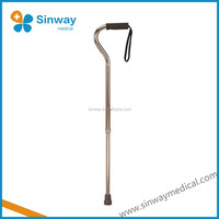 Durable Offset Handle Walking Cane