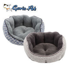2017 New Arrival Classic Dog Beds Warm Cozy Funny Dog Bed Pet House Wholesale