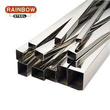 stainless 150mm steel pipe square dealers