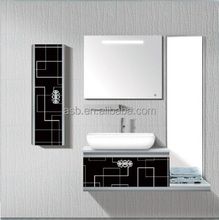 high quality dressing mirror Stanless Steel saudi arabia bathroom cabinet