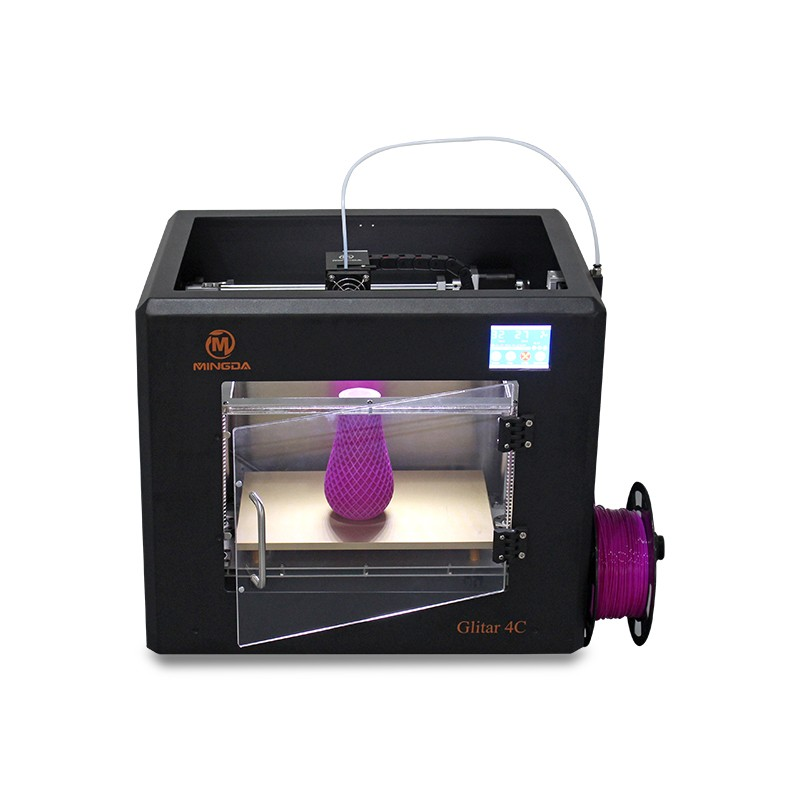China Manufacturer Price ! MINGDA FDM Mini ABS 3d printer machine , 3-d printer for sale , print 3d price