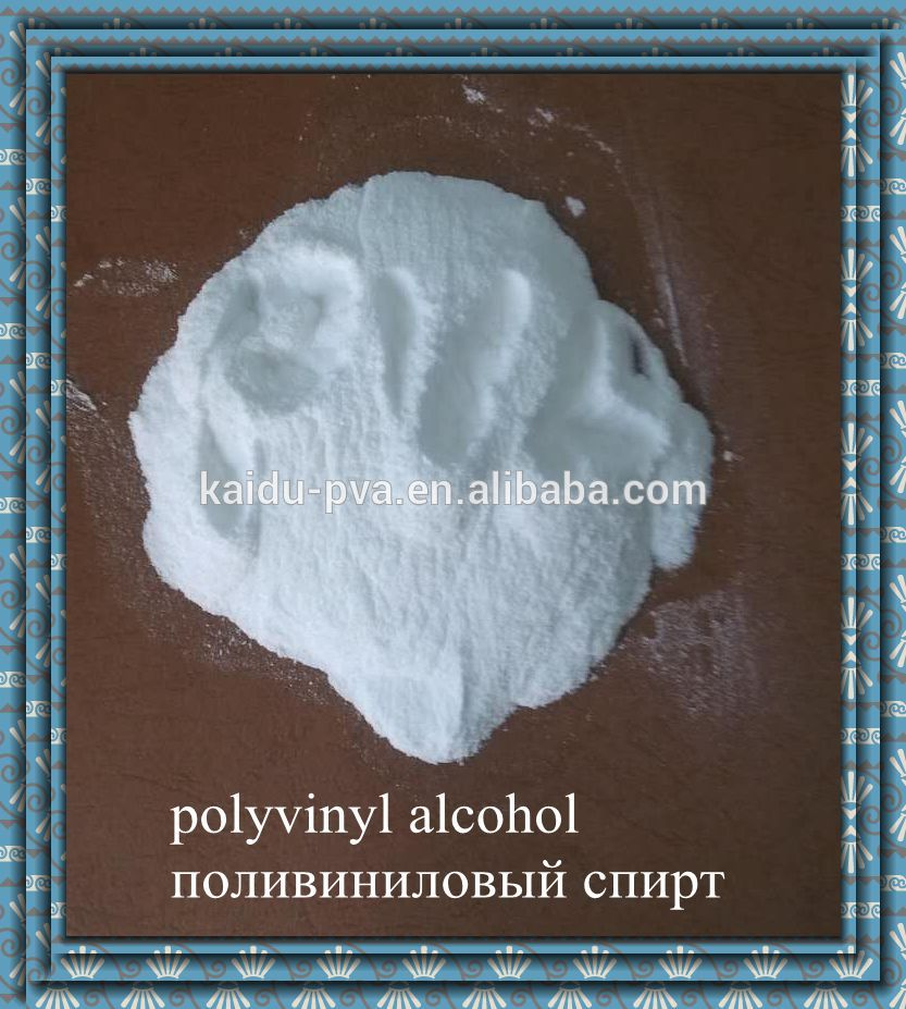 China manufacturer polyvinyl alcohol boiling point with best quality and low price
