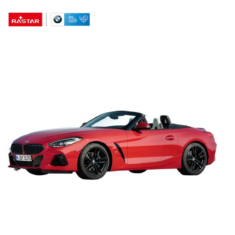 RASTAR electronic toy BMW Z4 luxury new cars 4x4 for kids with head lights
