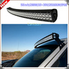 50 Inch offroad Truck Auto 288W 4x4 Curved LED Light Bar