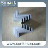 aluminium solar panel rails and clamps