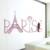 Home Decorative Eiffel tower stickers