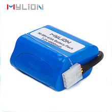 4/3A 4500mAh 7.2V 7 cells rechargeable NiMH battery for security products pack Factory Verified supplier