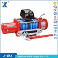 electric winch synthetic rope cross-country winch rope