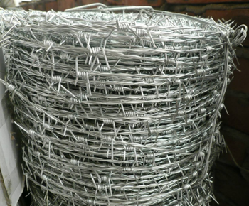 Barbed wire exporter factory