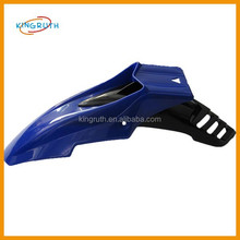 High quality blue front fender for autocycle is made in RPC
