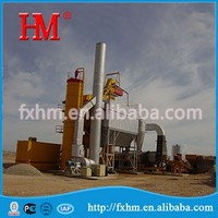 130cbm stationary Asphalt Mixer for sale HMAP-ST1600