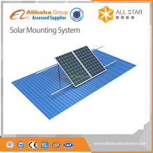 Allstar Hot Sale Solar Pv Racking System Tile Panel Roof Rack Hook with best price | Racking System