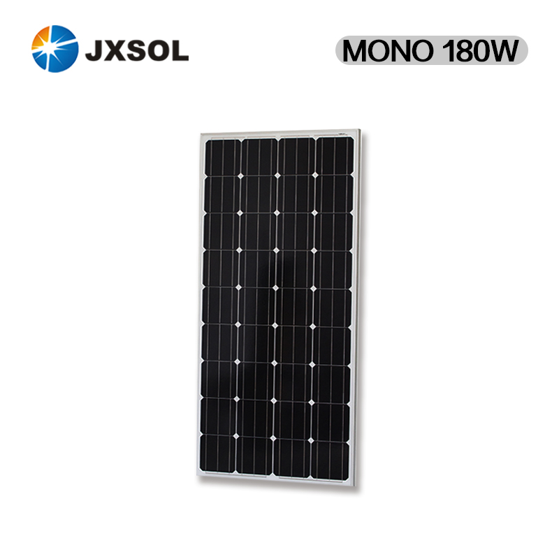 China manufacturer cheap price pv module 180w mono solar panel