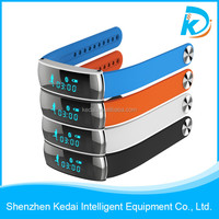 Hot selling fashion mobile phone smart bluetooth bracelet watch with wholesale