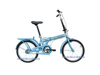 safe and comfortable mini folding bicycles bicycle/Folding bicycle