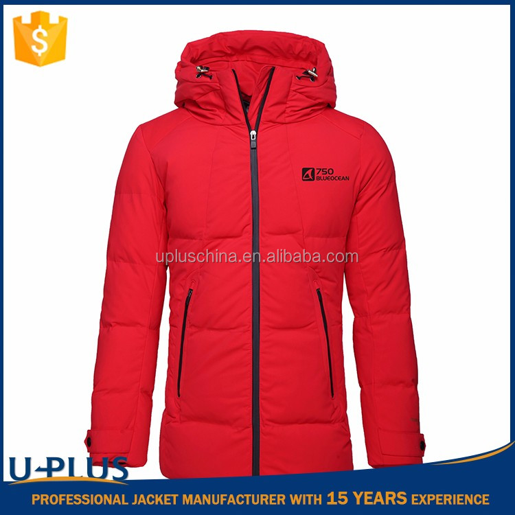 Hot selling mens winter ski jacket with high quality