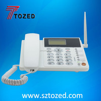 The fixed wireless terminal cordless VoIP desktop GSM phone