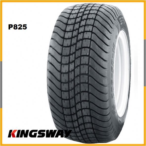 Modern newest white wall golf cart tires
