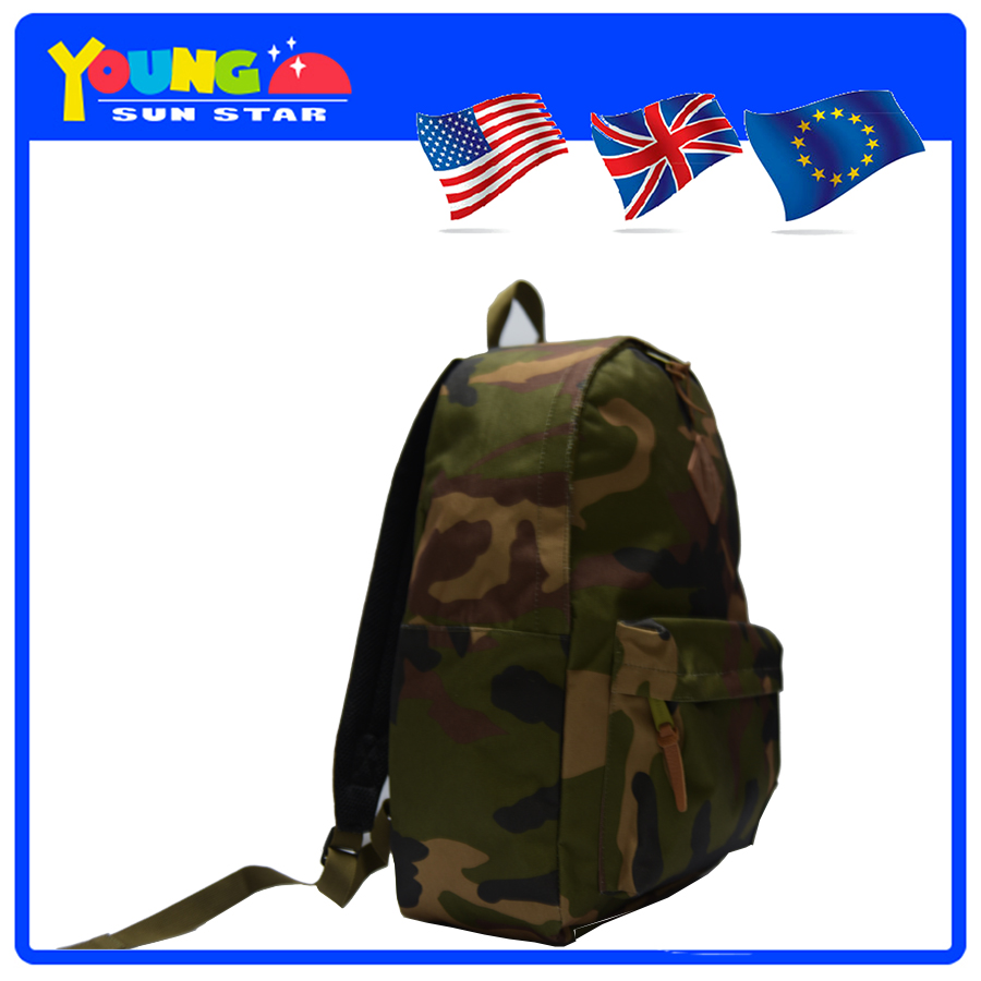 Factory backpack military backpack bag school back pack