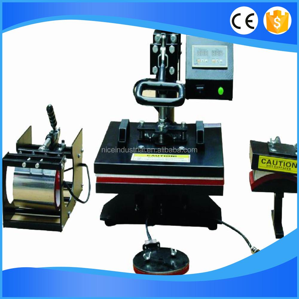 t shirt print press machine