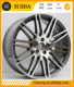 "SS Wheel Supply 18""19""20""21"" Hyper black/Gun metal/Black/Sliver machine replica aluminum alloy wheels for A8L/Q7"