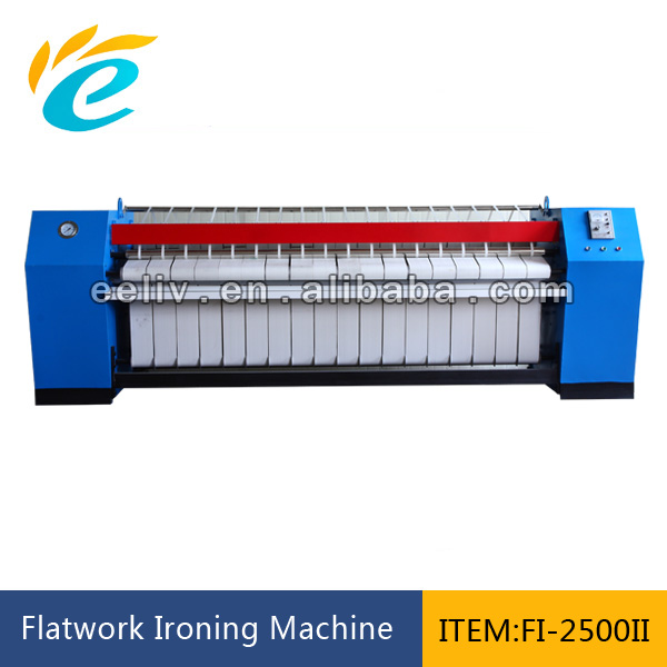 Full automatic 2500-3000mm irons for hotels