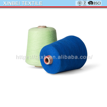 XINBEI- 8-057 ne 36 1 combed cotton yarn 40 2 combed 100% cotton yarn 100% contamination free cotton combed yarn