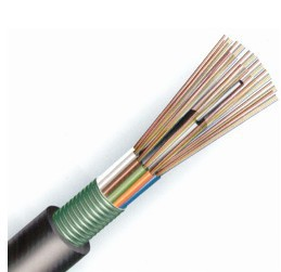 GYTS Cable Long-Distance Communication Cable Armored Steel Outdoor fiber cable