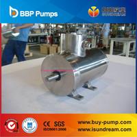 IEC&NEMA Food standard waterproof Stainless Steel motor