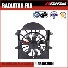 Factory price car parts radiator fan for mitsubishi lancer