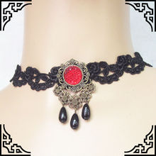 MYLOVE lace accessory for women neck jewelry wholesale MLGY029
