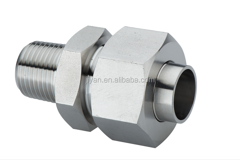 Din type male rf coaxial connectors for super