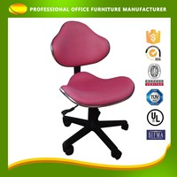 With Logo Caster Rolling Fabric Lounge Mesh Office Chair