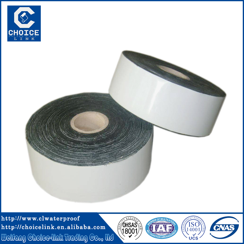 China cheap holographic self adhesive waterproof roofing tapes