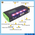 Mini Battery 12V 400A jump start with 4USB power station 4000cc car jump starter