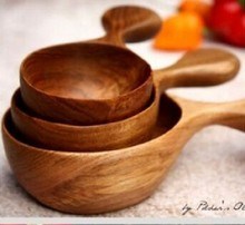 kitchen tools wooden spoon in different shape