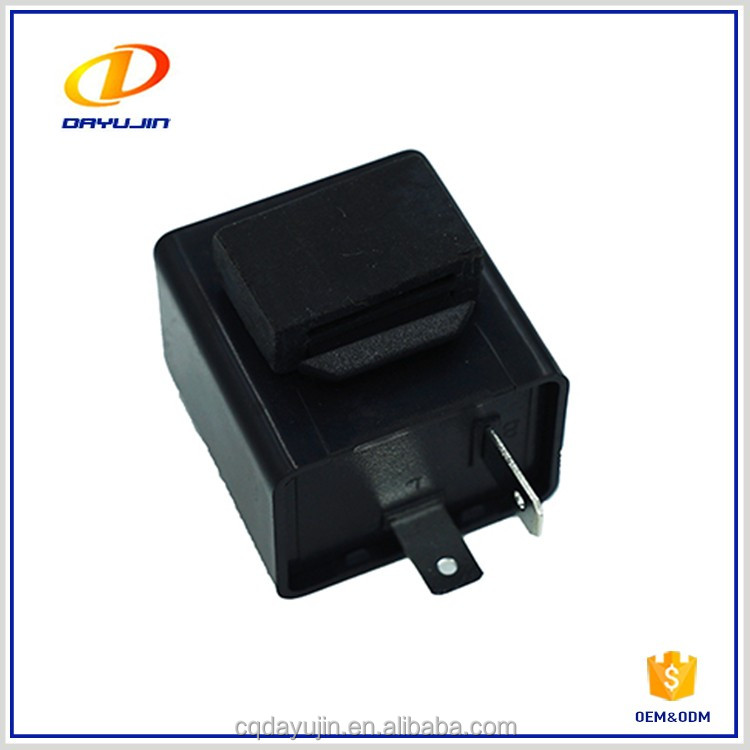 High Quality 12v Motorcycle Flasher Relay For Bajaj