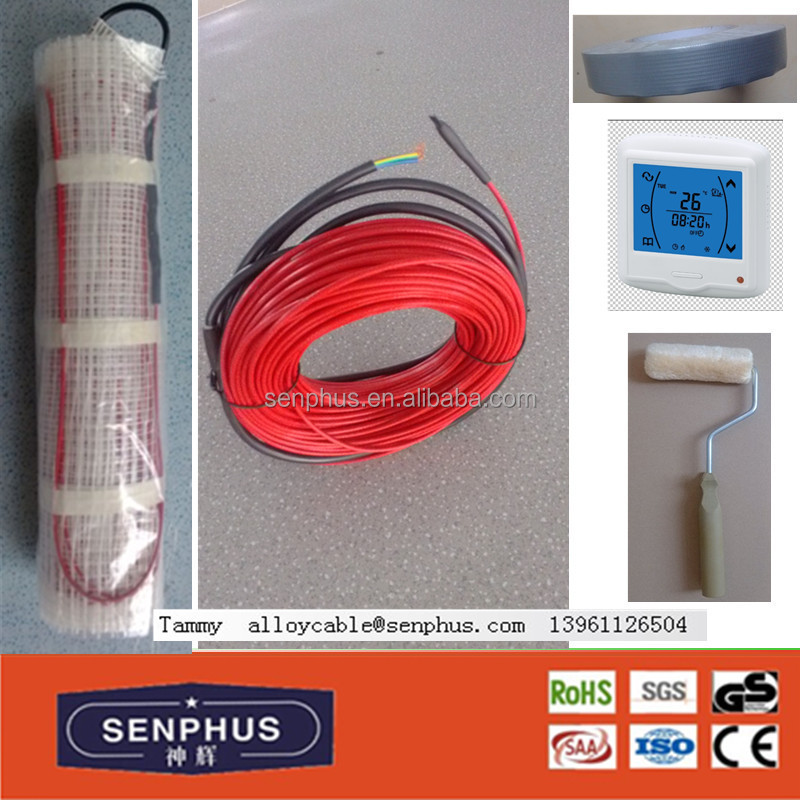 underfloor Heating cable under tile heating cable