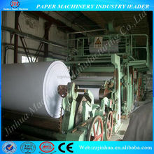 2100mm culture paper office copy/printing paper making machine