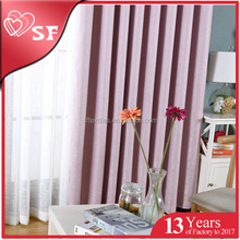 Modern design beautiful elegant woven office window curtain