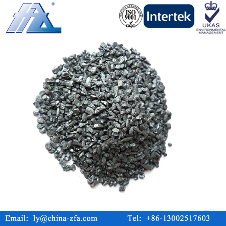 ZFA Factory Whole Sale Price Barium Silicon Calcium Powder Or Granule Formed Inoculants Made By Ferro Alloy For Metal Foundry