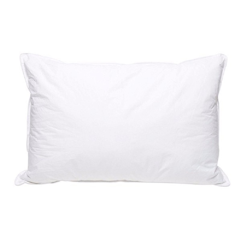 Cheap Home Hotel Microfiber Feather Pillow Insert