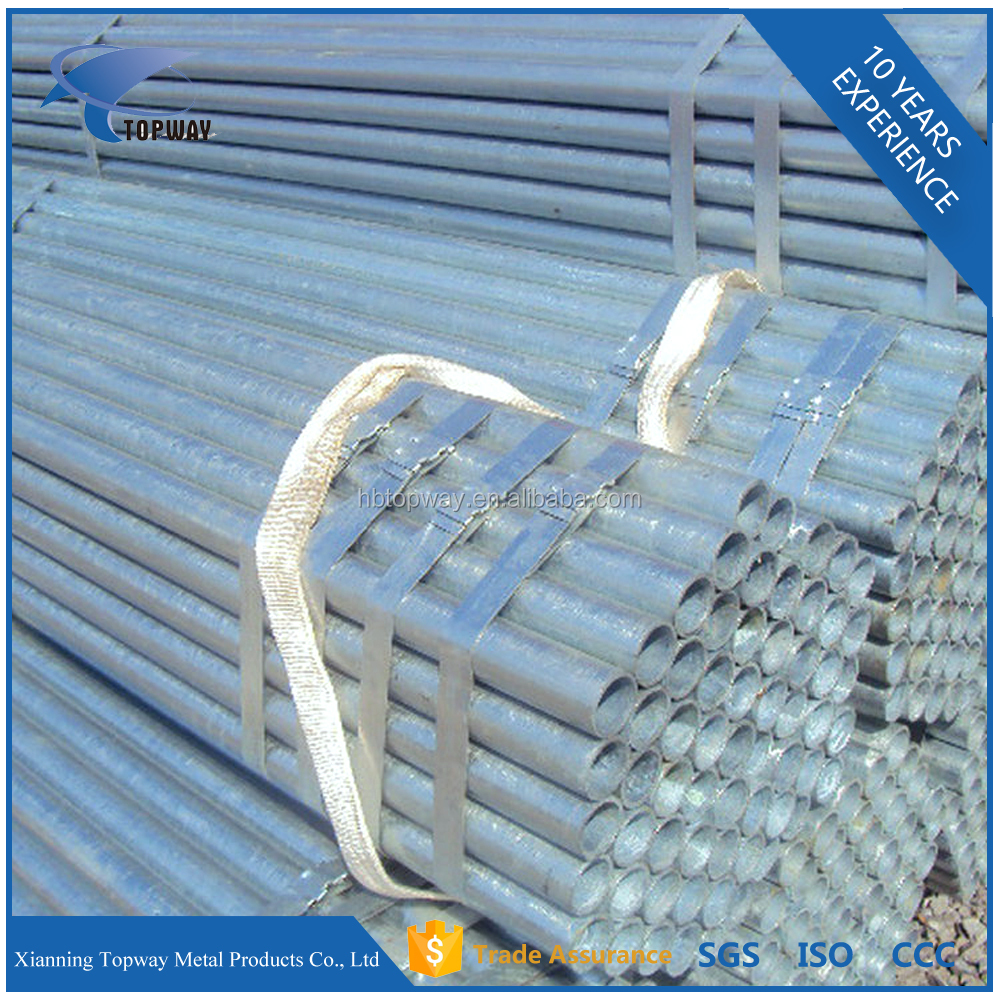 ASTM standard Q235 scaffolding tube/steel pipe for <strong>sale</strong>